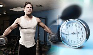 ورزش سنگین و فشارخون