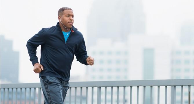 پیاده روی و فشار خون